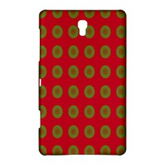 Christmas Paper Wrapping Paper Samsung Galaxy Tab S (8 4 ) Hardshell Case