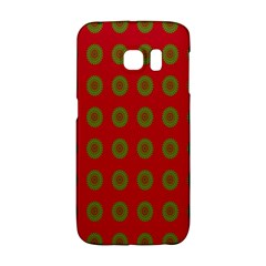 Christmas Paper Wrapping Paper Galaxy S6 Edge