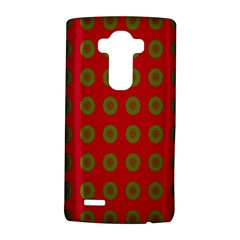 Christmas Paper Wrapping Paper LG G4 Hardshell Case