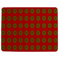 Christmas Paper Wrapping Paper Jigsaw Puzzle Photo Stand (rectangular)