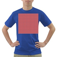 Christmas Paper Wrapping Paper Dark T-Shirt