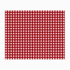 Christmas Paper Wrapping Paper Small Glasses Cloth (2-Side)