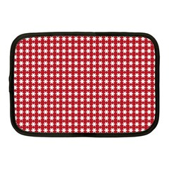 Christmas Paper Wrapping Paper Netbook Case (Medium)