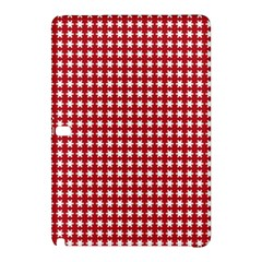 Christmas Paper Wrapping Paper Samsung Galaxy Tab Pro 10.1 Hardshell Case