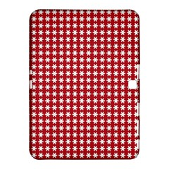Christmas Paper Wrapping Paper Samsung Galaxy Tab 4 (10 1 ) Hardshell Case