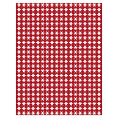 Christmas Paper Wrapping Paper Drawstring Bag (large)