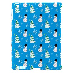 Christmas Pattern Apple Ipad 3/4 Hardshell Case (compatible With Smart Cover)