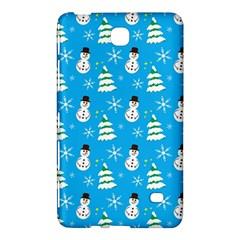 Christmas Pattern Samsung Galaxy Tab 4 (7 ) Hardshell Case