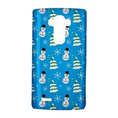 Christmas Pattern LG G4 Hardshell Case