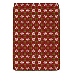 Christmas Paper Wrapping Pattern Flap Covers (L)