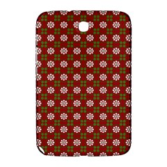 Christmas Paper Wrapping Pattern Samsung Galaxy Note 8.0 N5100 Hardshell Case