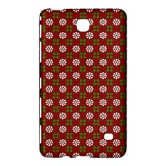 Christmas Paper Wrapping Pattern Samsung Galaxy Tab 4 (7 ) Hardshell Case