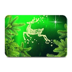 Christmas Reindeer Happy Decoration Plate Mats