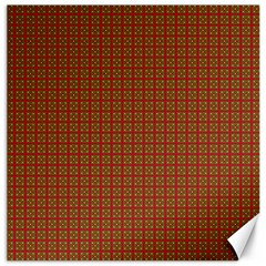 Christmas Paper Wrapping Paper Canvas 20  x 20