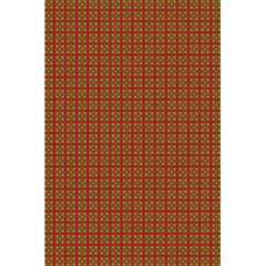 Christmas Paper Wrapping Paper 5.5  x 8.5  Notebooks
