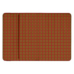 Christmas Paper Wrapping Paper Samsung Galaxy Tab 8.9  P7300 Flip Case
