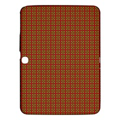 Christmas Paper Wrapping Paper Samsung Galaxy Tab 3 (10 1 ) P5200 Hardshell Case