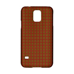 Christmas Paper Wrapping Paper Samsung Galaxy S5 Hardshell Case