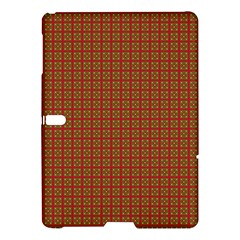 Christmas Paper Wrapping Paper Samsung Galaxy Tab S (10.5 ) Hardshell Case