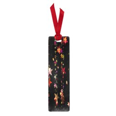 Christmas Star Advent Golden Small Book Marks