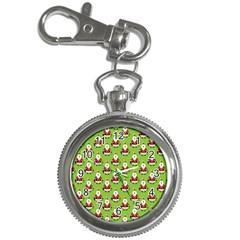 Christmas Santa Santa Claus Key Chain Watches