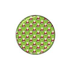 Christmas Santa Santa Claus Hat Clip Ball Marker