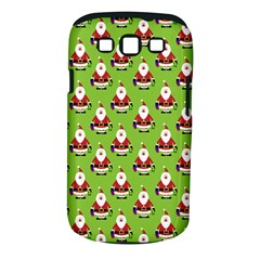 Christmas Santa Santa Claus Samsung Galaxy S Iii Classic Hardshell Case (pc+silicone)