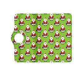 Christmas Santa Santa Claus Kindle Fire HDX 8.9  Flip 360 Case