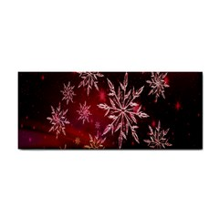 Christmas Snowflake Ice Crystal Cosmetic Storage Cases