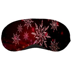 Christmas Snowflake Ice Crystal Sleeping Masks