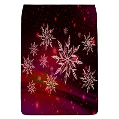 Christmas Snowflake Ice Crystal Flap Covers (L)