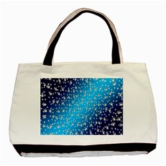 Christmas Star Light Advent Basic Tote Bag (Two Sides)