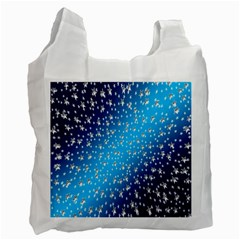 Christmas Star Light Advent Recycle Bag (One Side)