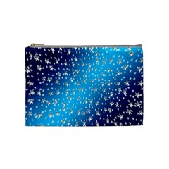 Christmas Star Light Advent Cosmetic Bag (Medium)