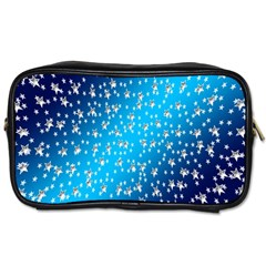 Christmas Star Light Advent Toiletries Bags