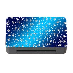 Christmas Star Light Advent Memory Card Reader with CF