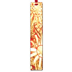 Christmas Straw Xmas Gold Large Book Marks