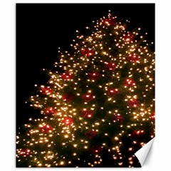 Christmas Tree Canvas 20  x 24