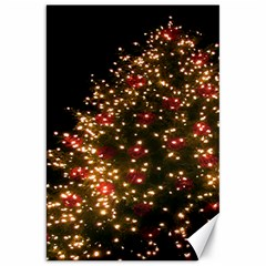 Christmas Tree Canvas 20  x 30