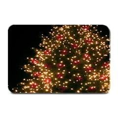 Christmas Tree Plate Mats