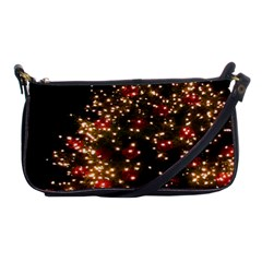 Christmas Tree Shoulder Clutch Bags