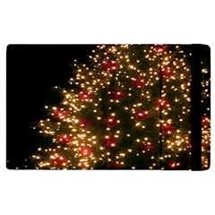 Christmas Tree Apple Ipad 2 Flip Case