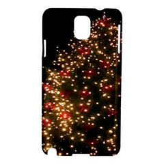 Christmas Tree Samsung Galaxy Note 3 N9005 Hardshell Case