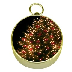 Christmas Tree Gold Compasses
