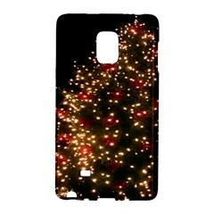 Christmas Tree Galaxy Note Edge