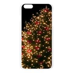 Christmas Tree Apple Seamless iPhone 6 Plus/6S Plus Case (Transparent)