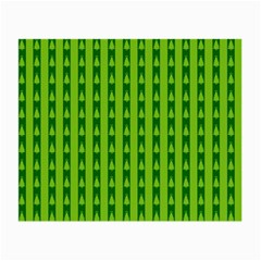 Christmas Tree Background Xmas Small Glasses Cloth (2-Side)