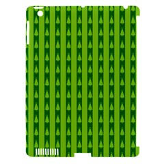 Christmas Tree Background Xmas Apple iPad 3/4 Hardshell Case (Compatible with Smart Cover)