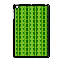 Christmas Tree Background Xmas Apple iPad Mini Case (Black)
