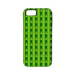 Christmas Tree Background Xmas Apple Iphone 5 Classic Hardshell Case (pc+silicone)